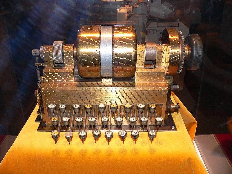 Image:Hebern electric code machine 1.jpg