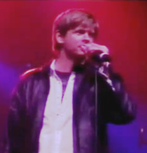 Tim Heidecker - Heidecker performing in 1998
