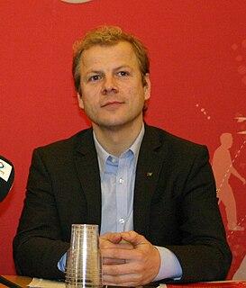 Heikki Holmås Norwegian politician