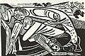 Heinz Kiwitz Don Quixote Yanguesen 1934.jpg