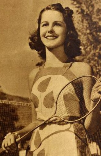 Helen Parrish - Parrish pictured in 1940