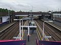 Hendon station high southbound.JPG