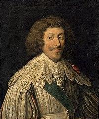 Portrait du duc de Montmorency par un peintre anonyme, Musée du Louvre