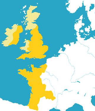 Henry II, Plantagenet Empire