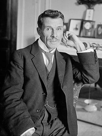 Henry Braddon - Braddon in 1918