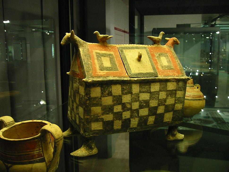 Herakleia Museo Nazionale Della Siritide Pottery