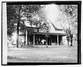 Herald Havre de Grace Tour, John Wilkes Booth House, Bel Air LCCN2016828798.jpg