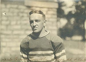 1922 College Football All-Southern Team - Herb Covington of Centre