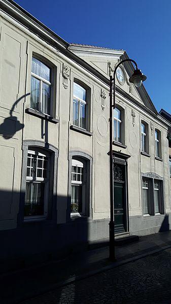 Onroerend erfgoed Aalter - Herenhuis XVIII B - Stationsstraat 6