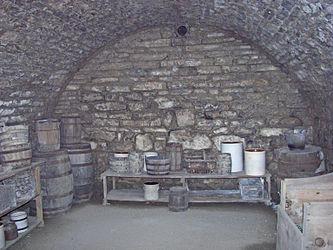 Herkimer House underground storage interior.jpg