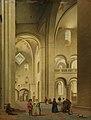 Het transept van de Mariakerk te Utrecht, gezien vanuit het noordoosten Rijksmuseum SK-A-858.jpeg