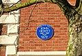 Hewitt plaque, Belfast - geograph.org.uk - 1216551.jpg
