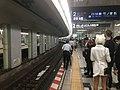 Hibiya Line - Roppongi Station platforms October 26 2019 various 00 19 46 452000.jpeg