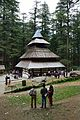 Hidimba Devi Temple - North-east View - Manali 2014-05-11 2650.JPG