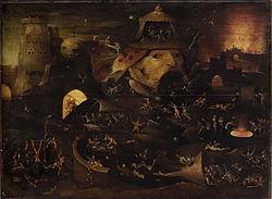 Hieronymus Bosch: Christ in Limbo