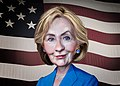 Hillary Clinton - Caricature (22415539279).jpg