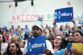 Hillary Clinton supporters (25880404891).jpg