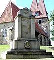 Hohenbostel-An der Kirche-Ehrenmal.JPG