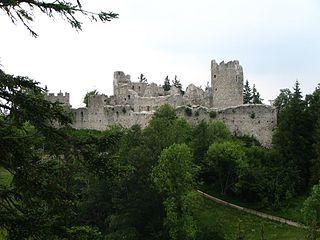 Hohenfreyberg Castle
