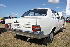 Holden Torana - Holden Torana (LB) S 2-door