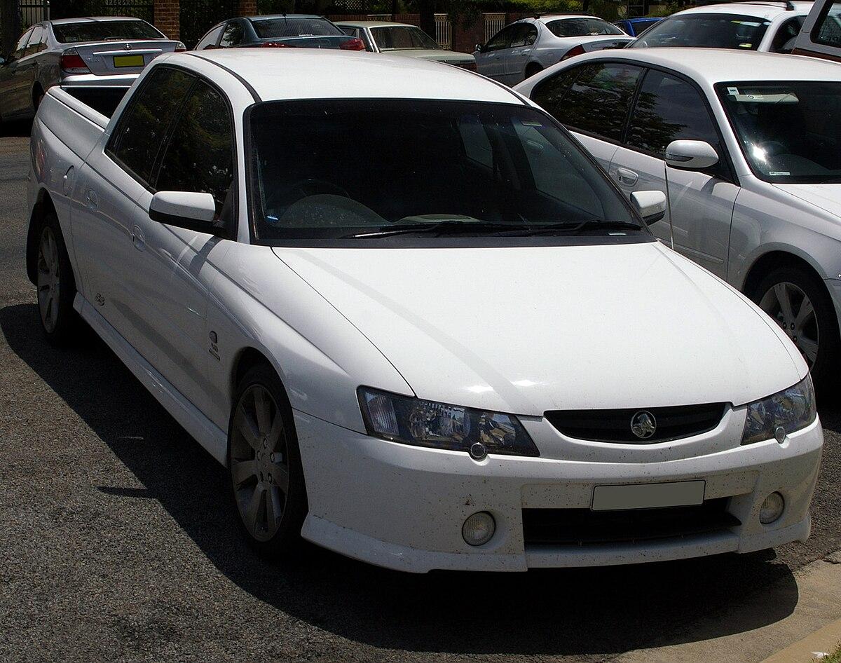 Holden Ute – Wikipedia