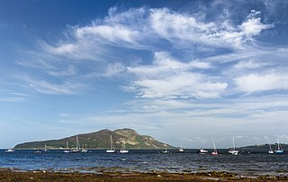 Holy Island, Firth of Clyde