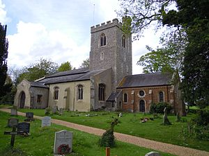 Holy Trinity Church, Weston - Holy Trinity Church in Weston