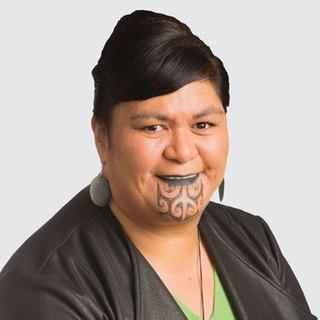 Nanaia Mahuta New Zealand politician