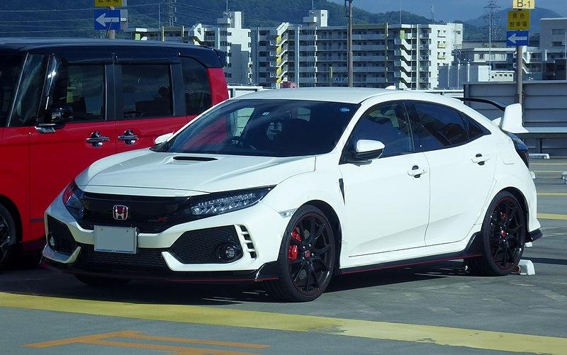 File:Honda CIVIC TYPE R (FK8) 1.jpg