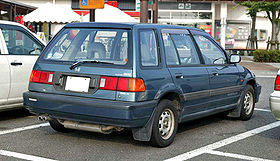Honda Civic IV