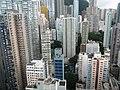 Hong Kong Island from Holiday Inn Express Soho (9732502610).jpg