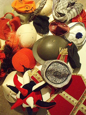 Headgear - A collection of headgear