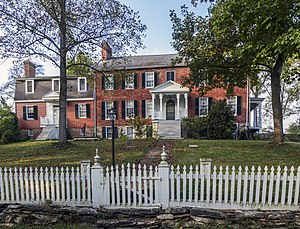 Hopewell (Union Bridge, Maryland) - Main house