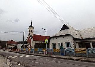 Horné Naštice Municipality in Slovakia