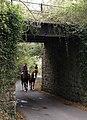 Horses and bridge at Meldon - geograph.org.uk - 595864.jpg