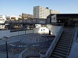Hoshikawa Railway Station in Yokohama(South1).jpg