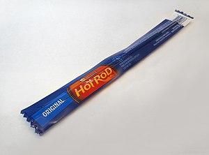 Hot Rod (meat snack) - Hot Rod Meat Snack
