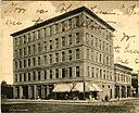 Hotel Meridian Postcard