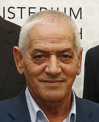 Houcine Abassi - Houcine Abassi in 2016