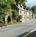 Houses at the northern end of The Struet, Brecon - geograph.org.uk - 2542055.jpg