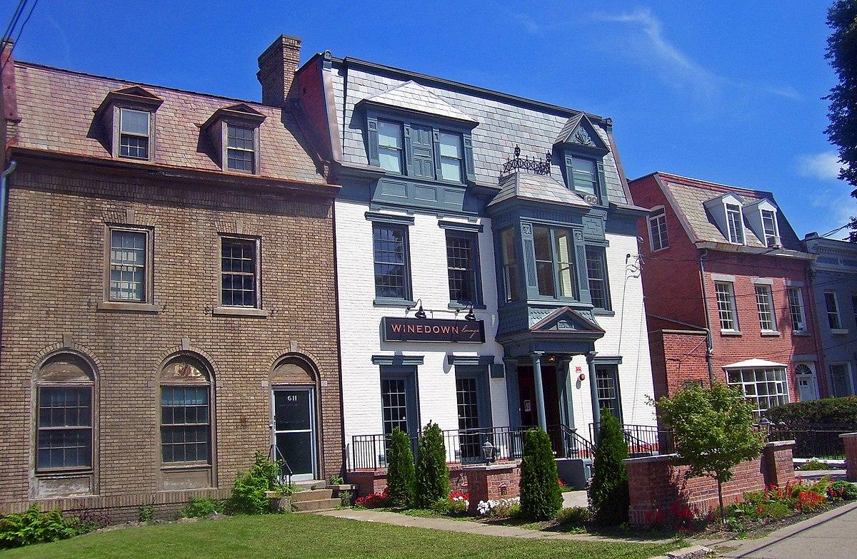 Union Street Historic District (Schenectady, New York ...