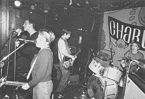 Huggy Bear (band) - Huggy Bear (1994)