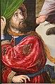 Hugo van der Goes, adorazione dei pastori tra due profeti, 1480 ca. 03.JPG