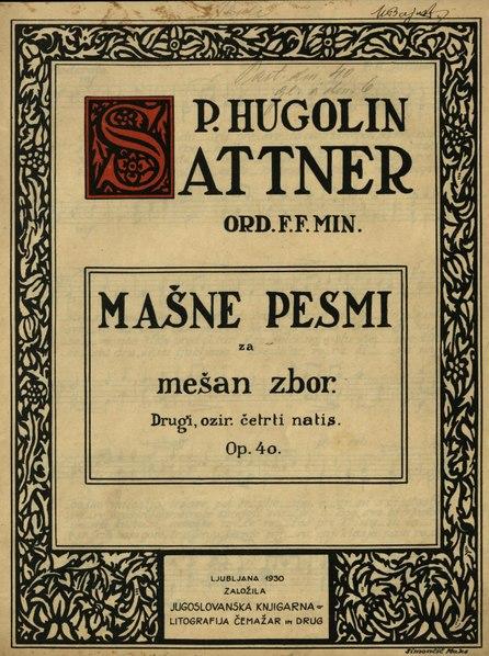 File:Hugolin Sattner - Mašne pesmi (1930).pdf