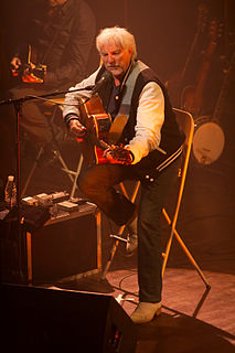 Hugues Aufray French recording artist; singer