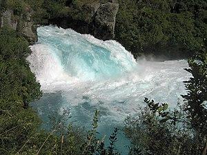 Huka Falls - Huka Falls.