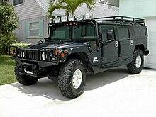 Hummer Models List >> Hummer H1 Wikipedia