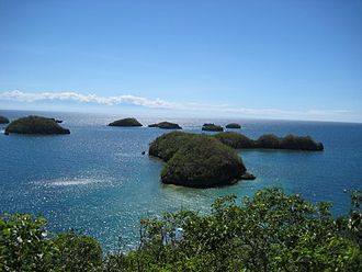 Lingayen Gulf - Hundred Islands National Park