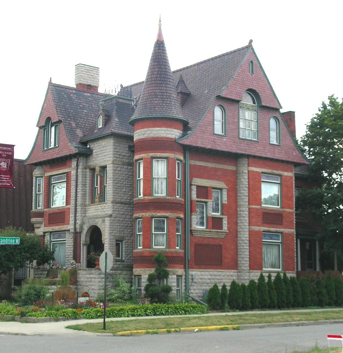 Hunter house detroit michigan wikipedia - The home hunter ...