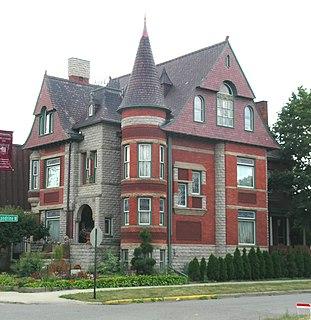 Hunter House (Detroit, Michigan)